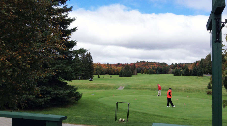 Bracebridge Golf Club Beautiful and Green